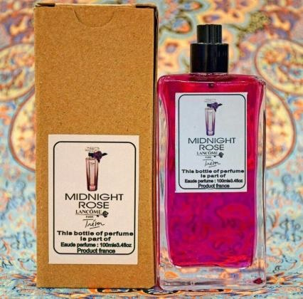 Tresor Midnight Roseتستر لانکم ترزور میدنایت رز 100ml ++A